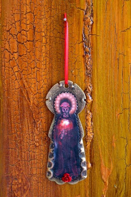 Saint Francis Ornament