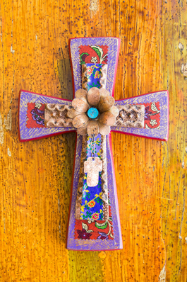 Celtic Wood Cross