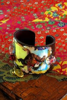 Ranch Style Cowgirl Cuff