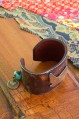 Small Width Cowboy Boot Ranch Style Cuff