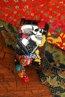 Mr. Day of the Dead Ranch Style Cuff